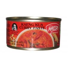 Maesri Keang Kua Curry Paste เครื่องแกงคั่ว ตราแม่ศรี