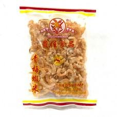CAG Dried Shrimp 100g size S กุ้งแห้ง ตัวเล็ก 100 กรัม