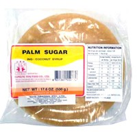 Palm Sugar block CTF 500g