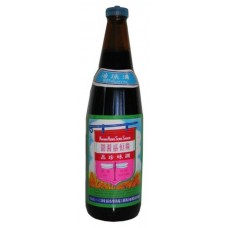 KHS Black Soy Sauce BLue Lid 680ml
