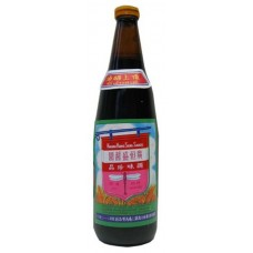 KHS Black Soy Sauce Orange Lid 680ml