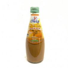 Vfresh Thai Tea Drink 290ml  ชาไทย ตราวีเฟรช