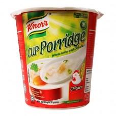 Knorr cup porridge Chicken 6pk